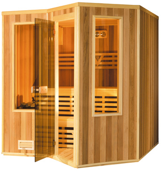 finnische sauna. Black Bedroom Furniture Sets. Home Design Ideas